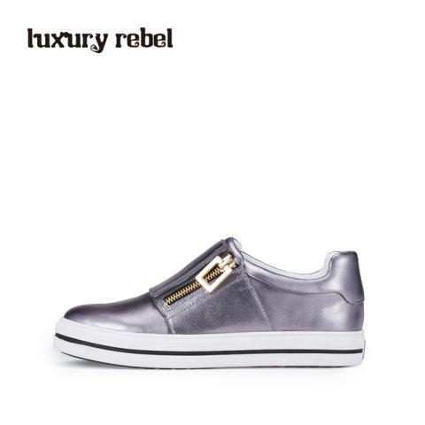 luxury rebel 2016秋冬潮流创意低帮板鞋女鞋L71130141